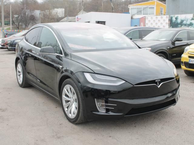 Авто Tesla Model X 2018 VIN 5YJXCBE28JF090416 из США