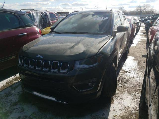 2018 JEEP COMPASS LIMITED - 2